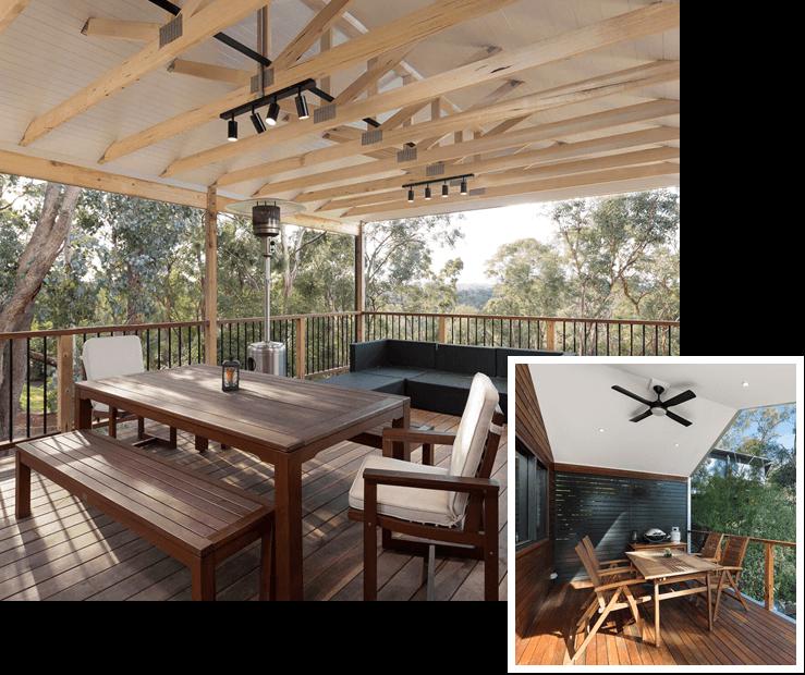 Home Decks & Pergolas Melbourne